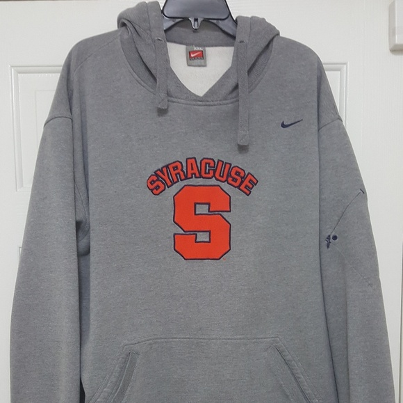 Syracuse University Men S Hoodie